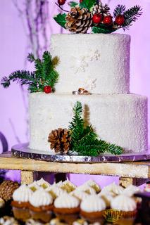 8 Winter Themed Wedding Cake Unique Wedding Ring Photos Cupcakes
